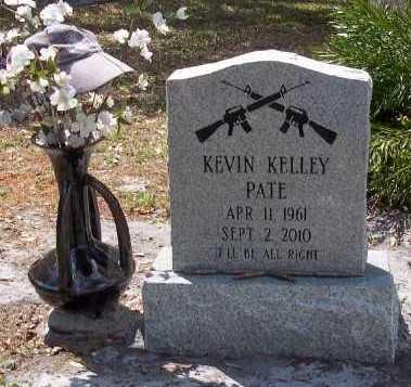 PATE, KEVIN KELLEY - Lee County, Florida   KEVIN KELLEY PATE - Florida Gravestone Photos