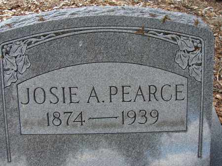 PEARCE, JOSIE A - Lee County, Florida | JOSIE A PEARCE - Florida Gravestone Photos