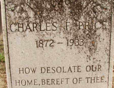 PRICE, CHARLES F - Lee County, Florida | CHARLES F PRICE - Florida Gravestone Photos