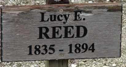 REED, LUCY E - Lee County, Florida | LUCY E REED - Florida Gravestone Photos