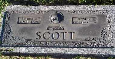 SCOTT, ARTHUR CHARLES - Lee County, Florida | ARTHUR CHARLES SCOTT - Florida Gravestone Photos