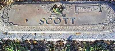 SCOTT, DOROTHY R. - Lee County, Florida   DOROTHY R. SCOTT - Florida Gravestone Photos