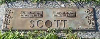 SCOTT, CECELIA A. - Lee County, Florida   CECELIA A. SCOTT - Florida Gravestone Photos