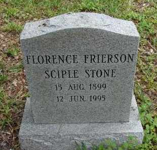 STONE, FLORENCE ANNA - Lee County, Florida | FLORENCE ANNA STONE - Florida Gravestone Photos