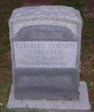 STREETER, CHARLES EDWARD - Lee County, Florida   CHARLES EDWARD STREETER - Florida Gravestone Photos