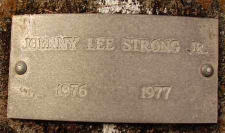 STRONG, JR, JOHNNY LEE - Lee County, Florida   JOHNNY LEE STRONG, JR - Florida Gravestone Photos