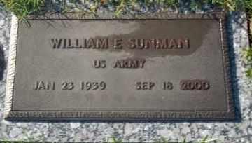SUNMAN (VETERAN), WILLIAM EUGENE (NEW) - Lee County, Florida   WILLIAM EUGENE (NEW) SUNMAN (VETERAN) - Florida Gravestone Photos