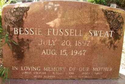 SWEAT, BESSIE - Lee County, Florida   BESSIE SWEAT - Florida Gravestone Photos