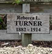 TURNER, REBECCA L - Lee County, Florida | REBECCA L TURNER - Florida Gravestone Photos