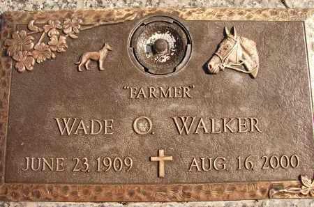 WALKER, WADE O. - Lee County, Florida | WADE O. WALKER - Florida Gravestone Photos