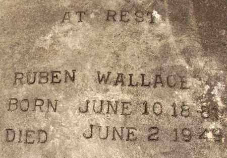 WALLACE, RUBEN - Lee County, Florida | RUBEN WALLACE - Florida Gravestone Photos
