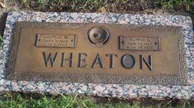 "WHEATON, AGNES ""ANNA"" - Lee County, Florida | AGNES ""ANNA"" WHEATON - Florida Gravestone Photos"