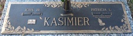 KASIMIER, JR, JOHN - Leon County, Florida | JOHN KASIMIER, JR - Florida Gravestone Photos