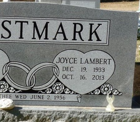 WESTMARK, JOYCE - Leon County, Florida | JOYCE WESTMARK - Florida Gravestone Photos