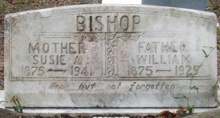 ALLEN BISHOP, SUSIE - Levy County, Florida | SUSIE ALLEN BISHOP - Florida Gravestone Photos