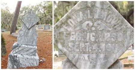 BROWN, EDNA L. - Levy County, Florida | EDNA L. BROWN - Florida Gravestone Photos