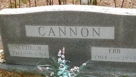 CANNON, EBB - Levy County, Florida   EBB CANNON - Florida Gravestone Photos