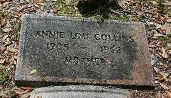 "COLLINS, ANN LUCILLE ""ANNIE LOU"" - Levy County, Florida | ANN LUCILLE ""ANNIE LOU"" COLLINS - Florida Gravestone Photos"