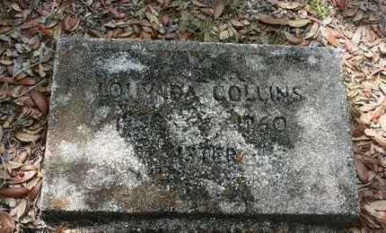COLLINS, LOUVADA - Levy County, Florida   LOUVADA COLLINS - Florida Gravestone Photos