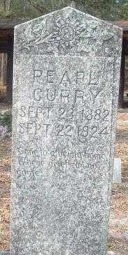 CURRY, PEARL - Levy County, Florida | PEARL CURRY - Florida Gravestone Photos