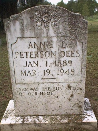 DEES, ANNIE L. - Levy County, Florida   ANNIE L. DEES - Florida Gravestone Photos