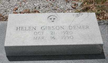 DEMER, HELEN - Levy County, Florida | HELEN DEMER - Florida Gravestone Photos