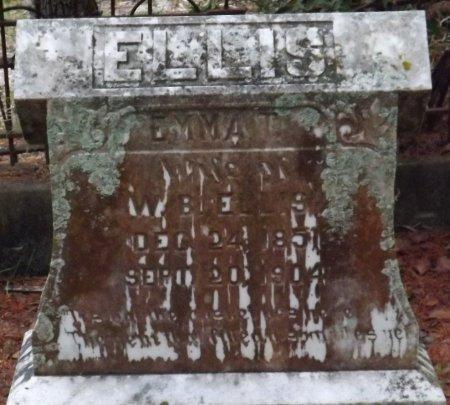 BARNES ELLIS, EMMA T. - Levy County, Florida | EMMA T. BARNES ELLIS - Florida Gravestone Photos
