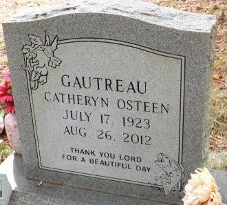 GAUTREAU, CATHERYN - Levy County, Florida | CATHERYN GAUTREAU - Florida Gravestone Photos
