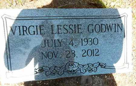JOHNS GODWIN, VIRGIE LESSIE - Levy County, Florida | VIRGIE LESSIE JOHNS GODWIN - Florida Gravestone Photos