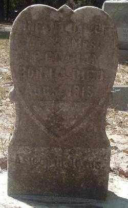 GRAHAM, INFANT DAUGHTER - Levy County, Florida | INFANT DAUGHTER GRAHAM - Florida Gravestone Photos