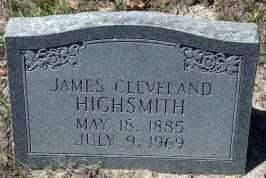 HIGHSMITH, JAMES CLEVELAND - Levy County, Florida | JAMES CLEVELAND HIGHSMITH - Florida Gravestone Photos