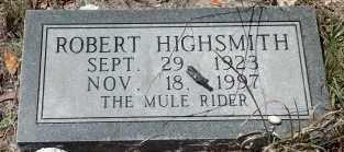 HIGHSMITH, ROBERT - Levy County, Florida | ROBERT HIGHSMITH - Florida Gravestone Photos