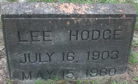 HODGE, LEE - Levy County, Florida   LEE HODGE - Florida Gravestone Photos