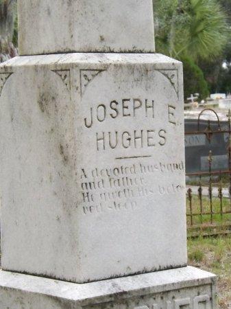 HUGHES, JOSEPH E. - Levy County, Florida | JOSEPH E. HUGHES - Florida Gravestone Photos