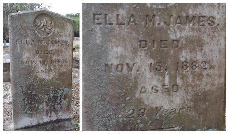 JAMES, ELLA M. - Levy County, Florida   ELLA M. JAMES - Florida Gravestone Photos