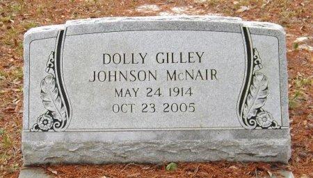 GILLEY MCNAIR, DOLLY - Levy County, Florida | DOLLY GILLEY MCNAIR - Florida Gravestone Photos