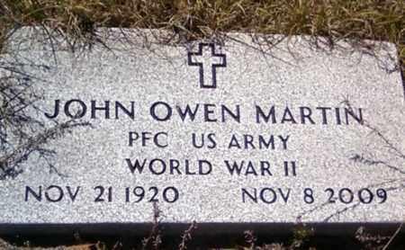 MARTIN (VETERAN WWII), JOHN OWEN (NEW) - Levy County, Florida | JOHN OWEN (NEW) MARTIN (VETERAN WWII) - Florida Gravestone Photos