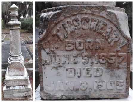 MCCREARY, WILLIAM THOMAS - Levy County, Florida | WILLIAM THOMAS MCCREARY - Florida Gravestone Photos