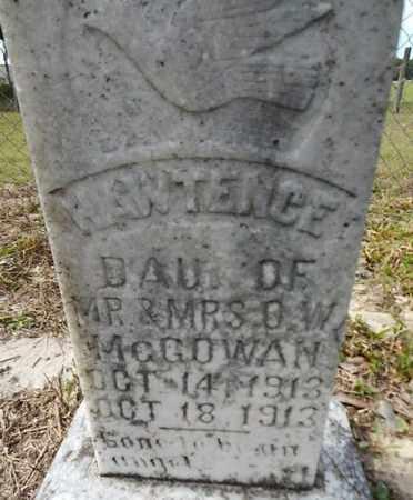 MCGOWAN, HAWTENCE - Levy County, Florida   HAWTENCE MCGOWAN - Florida Gravestone Photos