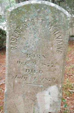 MCILVAINE, ROBERT SCOTT - Levy County, Florida | ROBERT SCOTT MCILVAINE - Florida Gravestone Photos