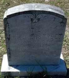 OVERSTREET, J. H. - Levy County, Florida | J. H. OVERSTREET - Florida Gravestone Photos