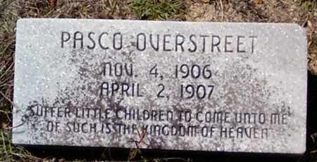 OVERSTREET, PASCO - Levy County, Florida | PASCO OVERSTREET - Florida Gravestone Photos