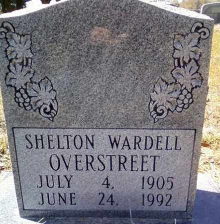 OVERSTREET, SHELTON WARDELL - Levy County, Florida | SHELTON WARDELL OVERSTREET - Florida Gravestone Photos