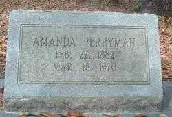 PERRYMAN, AMANDA - Levy County, Florida   AMANDA PERRYMAN - Florida Gravestone Photos
