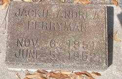 PERRYMAN, JACKIE ANDREA - Levy County, Florida | JACKIE ANDREA PERRYMAN - Florida Gravestone Photos