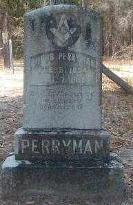 PERRYMAN, RUFUS - Levy County, Florida   RUFUS PERRYMAN - Florida Gravestone Photos