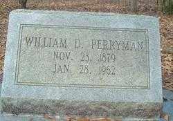 PERRYMAN, WILLIAM DAVID - Levy County, Florida   WILLIAM DAVID PERRYMAN - Florida Gravestone Photos