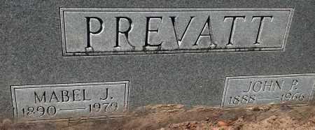 PREVATT, INA MABEL - Levy County, Florida | INA MABEL PREVATT - Florida Gravestone Photos