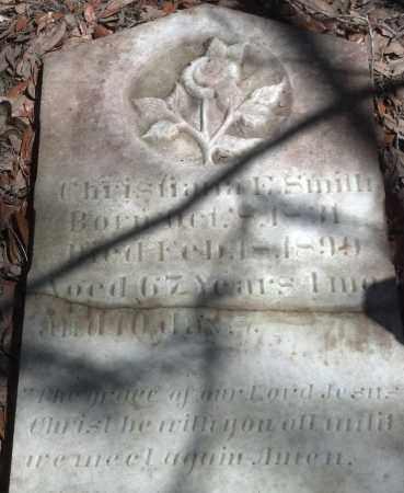 SMITH, CHRISTIANA ELIZABETH - Levy County, Florida | CHRISTIANA ELIZABETH SMITH - Florida Gravestone Photos