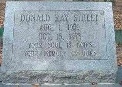 STREET, DONALD RAY - Levy County, Florida | DONALD RAY STREET - Florida Gravestone Photos